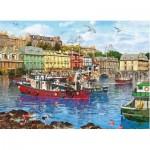 Puzzle   Dominic Davison - Cobh Harbour