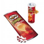 Double Sided Jigsaw Puzzle - Pringles