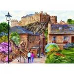 Puzzle   Edinburgh - The Vennel