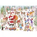 Puzzle  Gibsons-G1116 Dear Santa