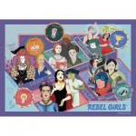 Puzzle  Gibsons-G2221 XXL Pieces - Rebel Girls