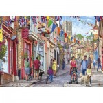 Puzzle  Gibsons-G2710 XXL Pieces - Steep Hill