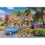 Puzzle  Gibsons-G2715 XXL Pieces - Milk on The Move