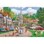 Puzzle  Gibsons-G3091 Derek Roberts : Treasure Hunt