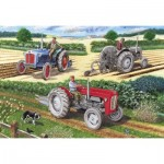 Puzzle  Gibsons-G3106 The Ploughing Match