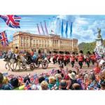 Puzzle  Gibsons-G3401 Steve Crisp: Buckingham Palace