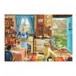 Puzzle  Gibsons-G3511 XXL Jigsaw Pieces - Steve Crisp: Home Sweet Home