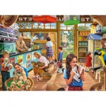 Puzzle  Gibsons-G3518 XXL Jigsaw Pieces - New Friends