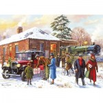 Puzzle  Gibsons-G3520 XXL Pieces - Kevin Walsh - Homeward Bound