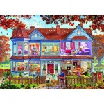 Puzzle  Gibsons-G3524 XXL Pieces - Autumn Home