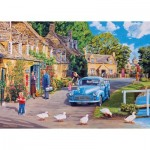 Puzzle  Gibsons-G3536 XXL Pieces - Gibsons Morning Delivery