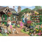 Puzzle  Gibsons-G3537 XXL Pieces - Steve Read - Glennys Garden Shop