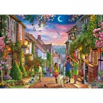 Puzzle  Gibsons-G3546 XXL Pieces - Mermaid Street Rye