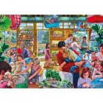 Puzzle  Gibsons-G3547 XXL Pieces - Furry Friends