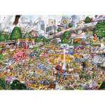 Gibsons-G509 Jigsaw Puzzle - Mike Jupp: I Love Car Boot