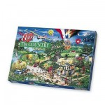 Gibsons-G576 Jigsaw Puzzle - 1000 Pieces - Mike Jupp : I Love the Country