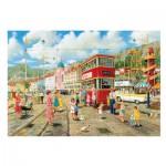 Puzzle  Gibsons-G6163 Derek Roberts: Taking the Tram