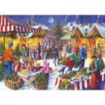 Puzzle  Gibsons-G6179 Tony Ryan: Christmas Fayre