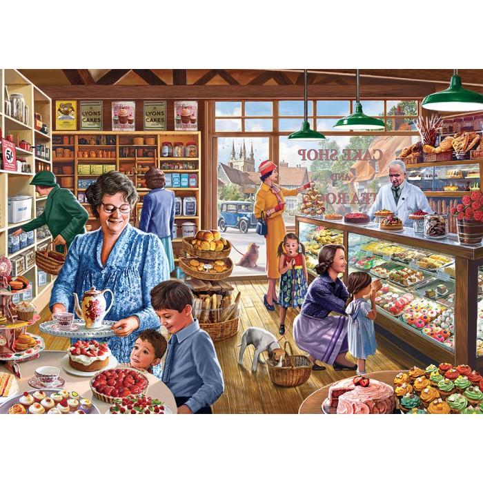 Steve Crisp: Spoilt For Choice
