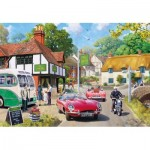 Puzzle  Gibsons-G6215 Kevin Walsh - Roadside Refreshment