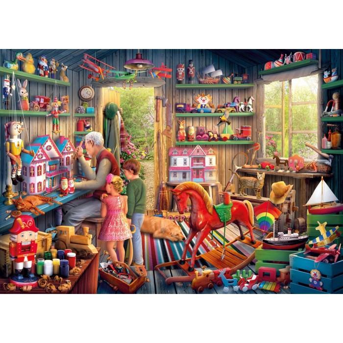 Toymaker's Workshop