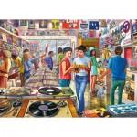 Puzzle  Gibsons-G6255 Steve Crisp - Retro Records
