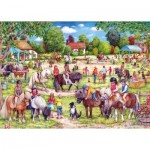 Puzzle  Gibsons-G6311 Shetland Pony Club