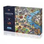 Puzzle  Gibsons-G7066 London Landmarks