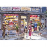 Gibsons-G857 Jigsaw Puzzle - 500 Pieces - The Corner Store