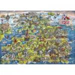 Puzzle   Maria Rabinsky - Beautiful Britain