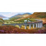 Puzzle   Mike Jeffries - Glenfinnan Viaduct
