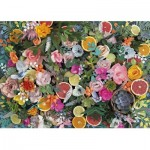 Puzzle   Paper Flowers