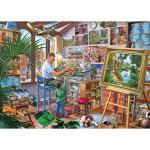Puzzle   Steve Crisp - Work of Art