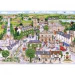 Puzzle   Wonderful Woodstock