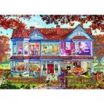 Puzzle   XXL Pieces - Autumn Home