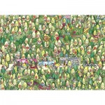 Puzzle   XXL Pieces - Avocado Park