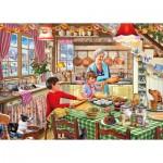 Puzzle   XXL Pieces - Christmas Treats