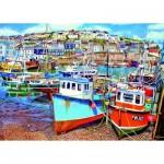 Puzzle   XXL Pieces - Mevagissey Harbour