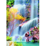 Puzzle  Gold-Puzzle-60034 Waterfall