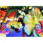 Puzzle  Gold-Puzzle-60041 Butterflies