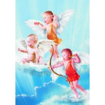 Puzzle  Gold-Puzzle-60072 Three Little Angels