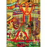 Puzzle  Gold-Puzzle-60171 Antique Egyptian Collage