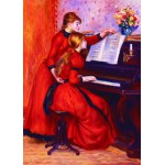 Puzzle  Gold-Puzzle-60232 Renoir Auguste: Young Girls at the Piano