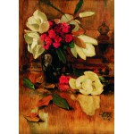 Puzzle  Gold-Puzzle-60324 Namik Ismail: Magnolia and Clavels