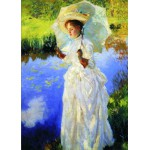 Puzzle  Gold-Puzzle-60393 John Singer Sargent: Morning Walk