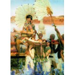 Puzzle  Gold-Puzzle-60409 Sir Lawrence Alma-Tadema: The Finding of Moses