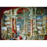 Puzzle  Gold-Puzzle-60485 Panini Giovanni Paolo: Modern Rome