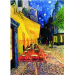 Puzzle  Gold-Puzzle-60539 Van Gogh Vincent: Cafe Terrace at Night
