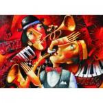 Puzzle  Gold-Puzzle-60546 Jazz Duet