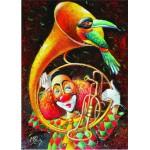 Puzzle  Gold-Puzzle-60553 Yuri Macik: Unskilled Musician
